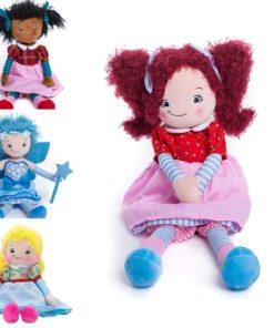 Personalisierbare Puppen