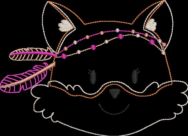 Fuchs-Mädchen