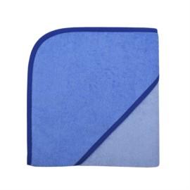 Zweifarbig blau/himmelblau