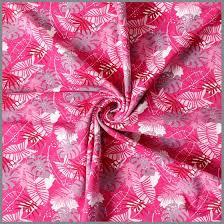 Blätter Pink