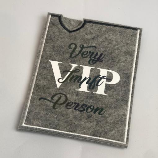 VIP schwarz